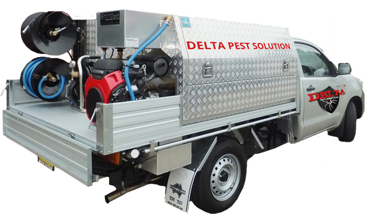 Delta Pest Tank